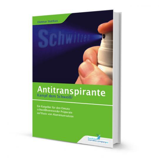 Antitranspirante - Kampf dem Schweiß! - Buchtipp