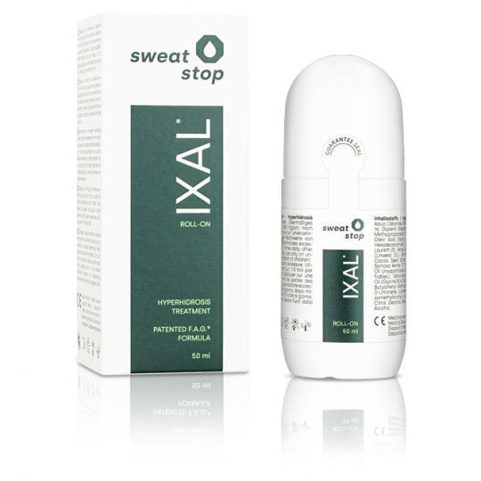 SweatStop® IXAL zur Behandlung axillärer Hyperhidrose